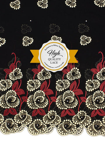 High Quality Voile Lace Exclusive - HQVL424