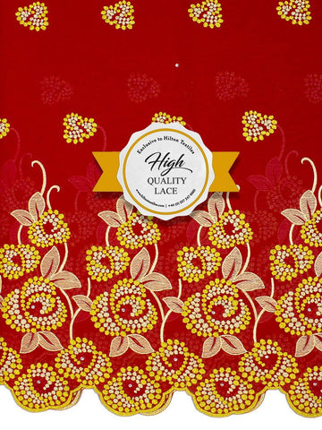 High Quality Voile Lace Exclusive - HQVL425