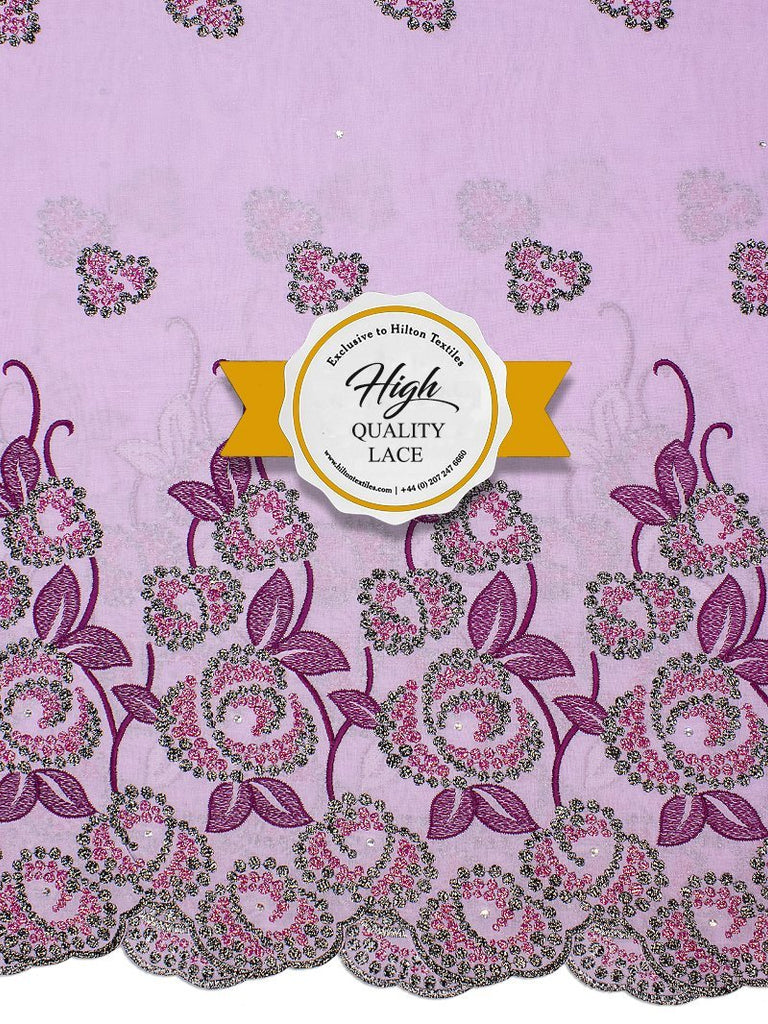 High Quality Voile Lace Exclusive - HQVL428