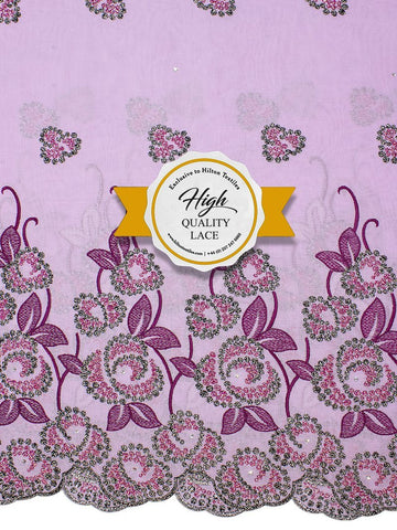 High Quality Swiss Voile Lace Exclusive - HQVLS428
