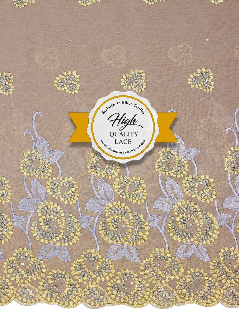 High Quality Voile Lace Exclusive - HQVL429