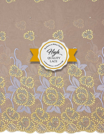 High Quality Swiss Voile Lace Exclusive - HQVLS429