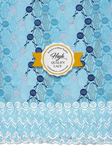 High Quality Voile Lace Exclusive - HQVL452