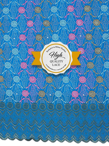 High Quality Voile Lace Exclusive - HQVL453