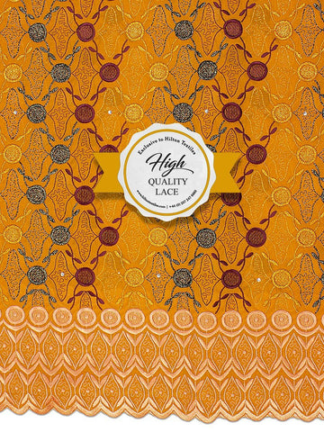 High Quality Voile Lace Exclusive - HQVL454