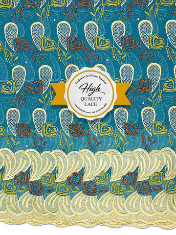 High Quality Voile Lace Exclusive - HQVL456
