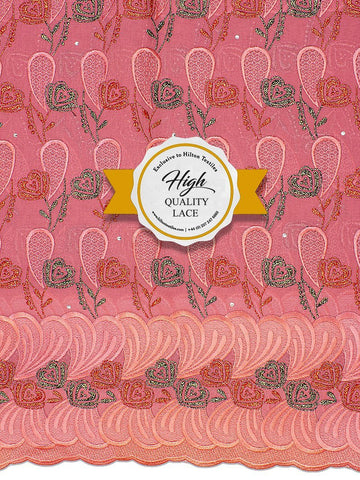 High Quality Voile Lace Exclusive - HQVL459