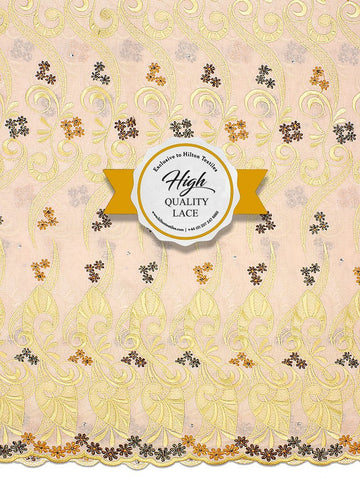 High Quality Voile Lace Exclusive - HQVL461