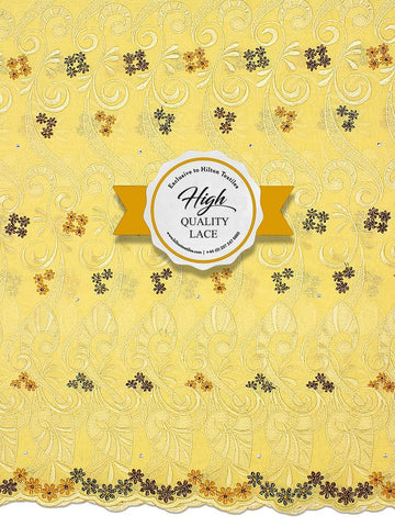 High Quality Voile Lace Exclusive - HQVL462