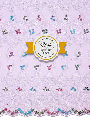 High Quality Voile Lace Exclusive - HQVL463