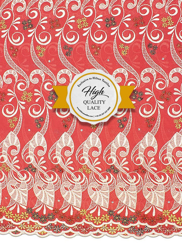 High Quality Voile Lace Exclusive - HQVL465