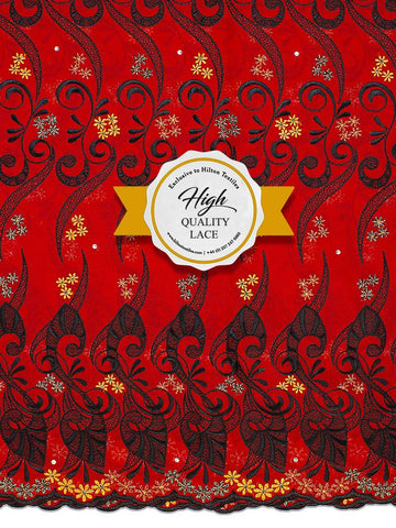 High Quality Voile Lace Exclusive - HQVL466