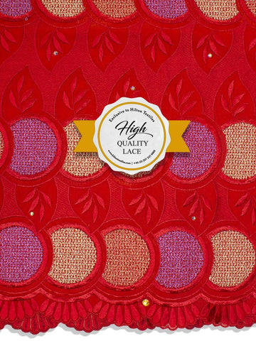 High Quality Voile Lace Exclusive - HQVL474