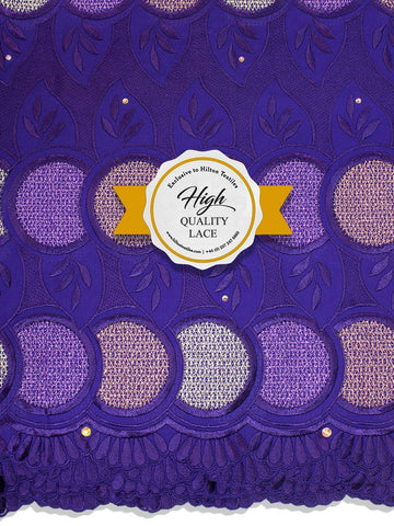 High Quality Voile Lace Exclusive - HQVL475