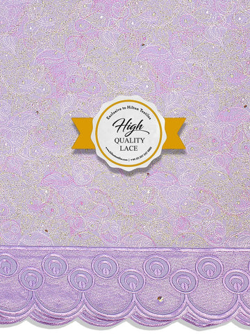High Quality Voile Lace Exclusive - HQVL478