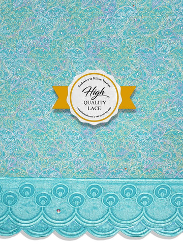 High Quality Voile Lace Exclusive - HQVL479