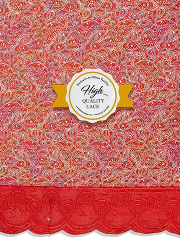 High Quality Voile Lace Exclusive - HQVL481