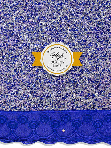 High Quality Voile Lace Exclusive - HQVL482