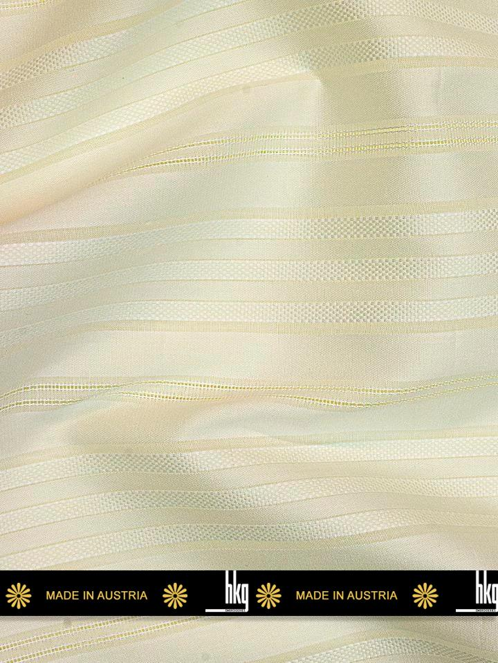 HKG Swiss Voile in Light Yellow - HKGV185 - 5 Yards