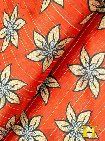 Ladies Brocade Voile Fabric - 5 Yards | LBV034