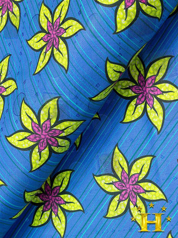 Ladies Brocade Voile Fabric - 5 Yards | LBV041