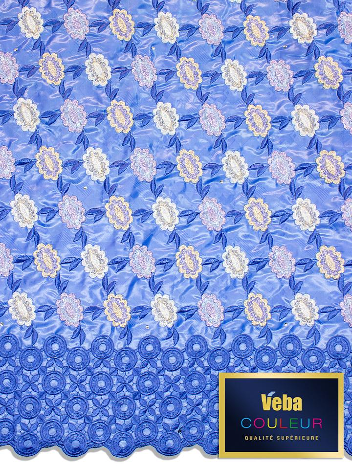 Veba Couleur Brocade Lace in 5 Yards VCBL0117 - NEW!