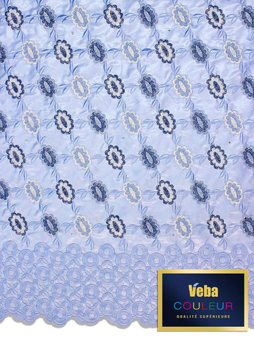 Veba Couleur Brocade Lace in 5 Yards VCBL0118 - NEW!