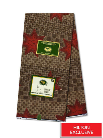 VH39 - Vlisco Wax Hollandais Exclusive - NEW!