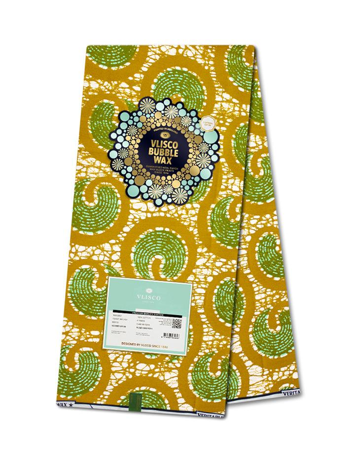 Vlisco Bubble Wax Cotton Poplin - NEW! VBW0033-CP
