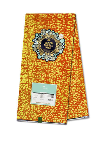 Vlisco Bubble Wax Cotton Poplin - NEW! VBW0039-CP