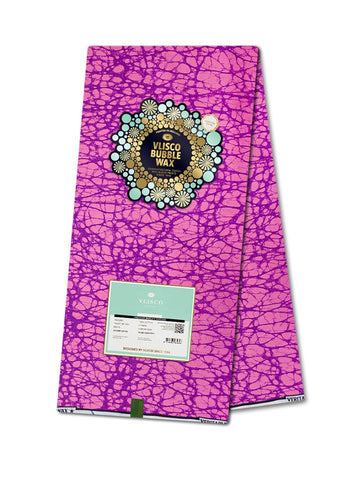 Vlisco Bubble Wax Cotton Poplin - NEW! VBW0041-CP