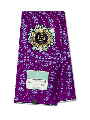 Vlisco Bubble Wax Cotton Poplin - NEW! VBW0043-CP