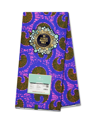 Vlisco Bubble Wax - NEW! VBW0029