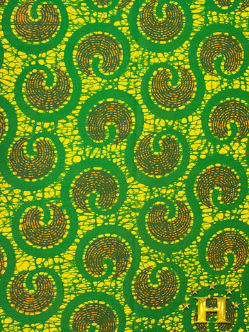 Vlisco Bubble Wax - NEW! VBW0032