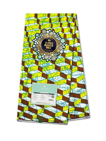 Vlisco Bubble Wax - NEW! VBW0039