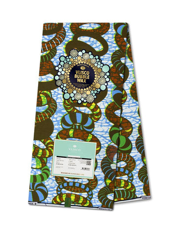Vlisco Bubble Wax - NEW! VBW0040