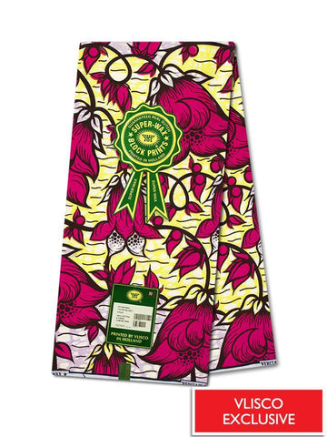 Vlisco Exclusive Super Wax 85 - NEW!