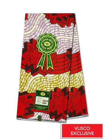 Vlisco Exclusive Super Wax - VSWR086 - NEW!