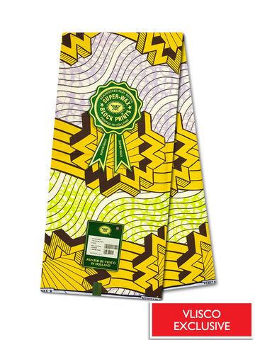 Vlisco Exclusive Super Wax - VSWR091  - NEW!