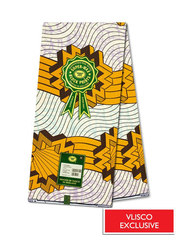 Vlisco Exclusive Super Wax - VSWR093  - NEW!