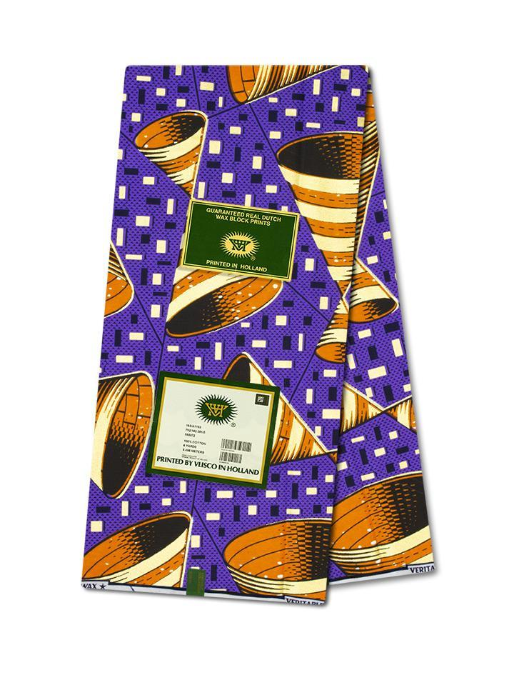 Vlisco Hollandais Gold Edition 113 - NEW!