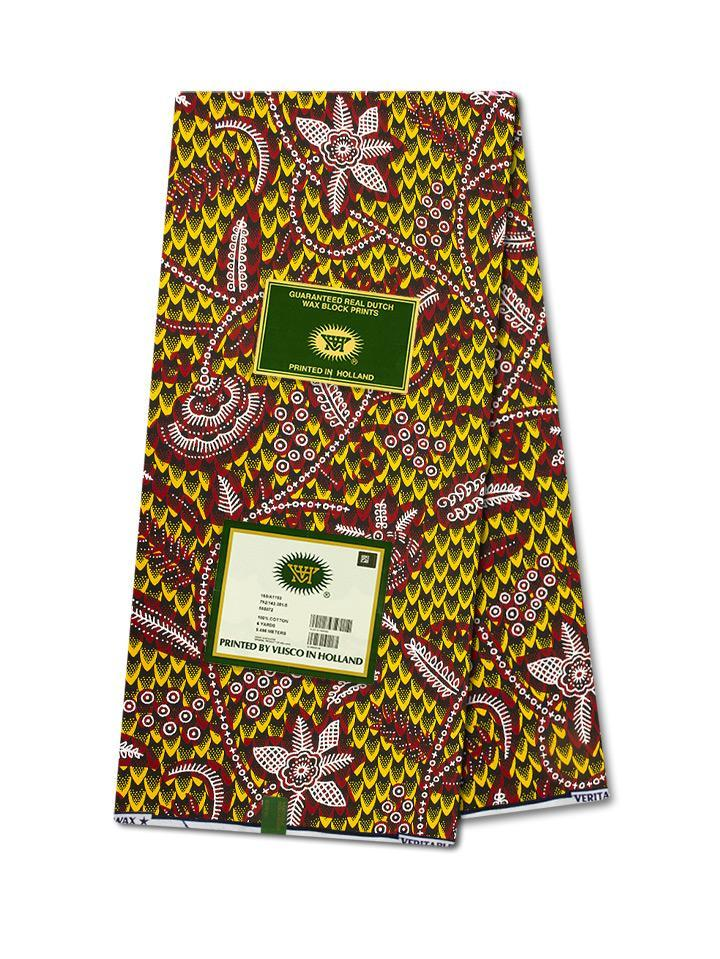 Vlisco Hollandais Gold Edition 118 - NEW!