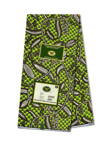 Vlisco Hollandais Gold Edition 120 - NEW!