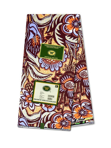 Vlisco Hollandais Gold Edition 129 - NEW!