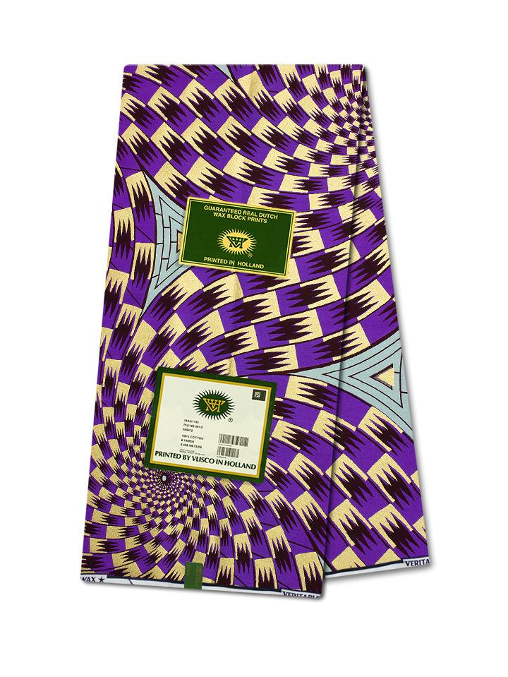 Vlisco Hollandais Gold Edition 164 - NEW!