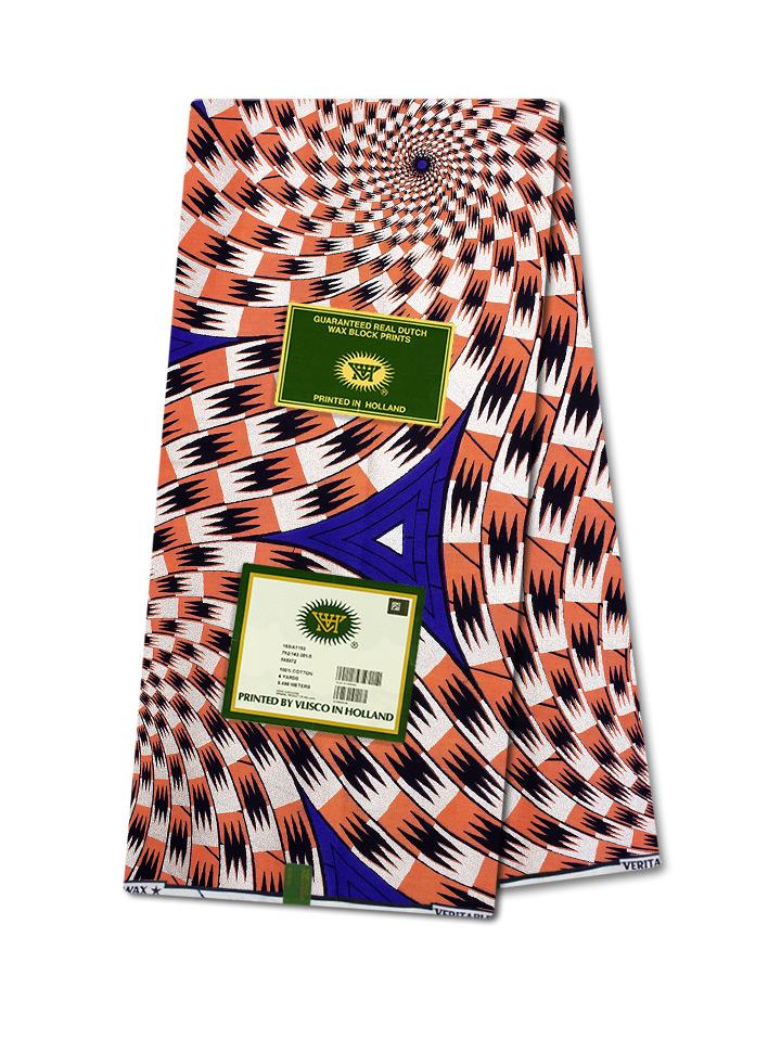 Vlisco Hollandais Gold Edition 165 - NEW!