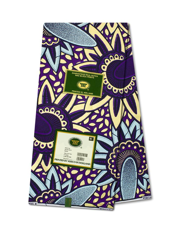 Vlisco Hollandais Gold Edition VHG546 - NEW!