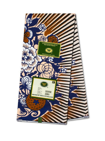 Vlisco Hollandais Gold Edition VHG551 - NEW!