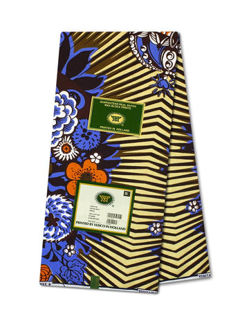 Vlisco Hollandais Gold Edition VHG552 - NEW!