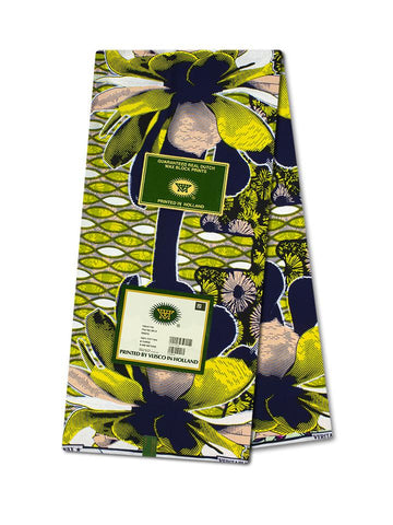 Vlisco Hollandais Gold Edition VHG562 - NEW!